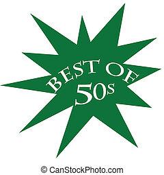 najlepszy, 50's-label