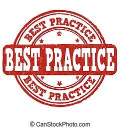 najlepszy, praktyka, tłoczyć