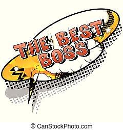 najlepszy, szef