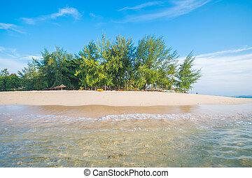 Naka Noi beautiful island in Phuket, Thailand