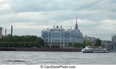 Nakhimov naval school in St. Petersburg