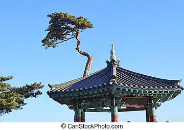 naksansa temple in south korea