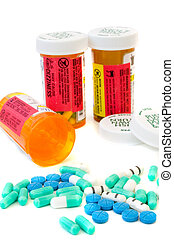namíchal lék