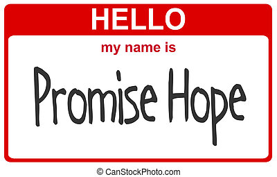 name promise hope