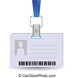 name tag holder
