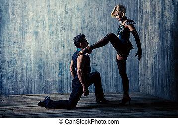 namiętność, tango