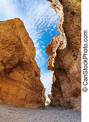 namib, cañón, desierto
