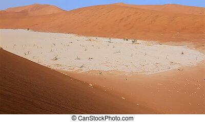 Namibia Sossusvlei Deadvlei zoom - Sossusvlei Deadvlei...