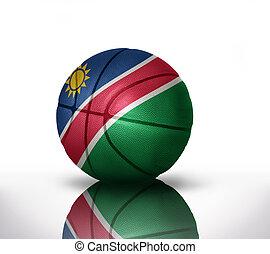 namibian basketball