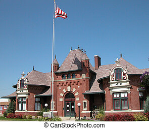 Nampa Train Depot - The Nampa Train Depot is a well-known...