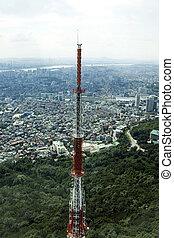Namsan Park, Namsan Tower,