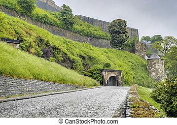 Namur Citadel, Wallonia Region, Belgium - The Citadel or...