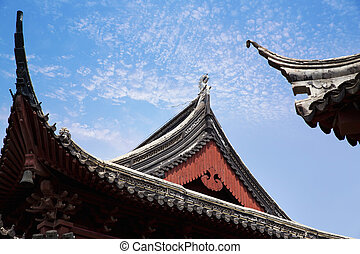 nanjing, templo de confucius, histórico