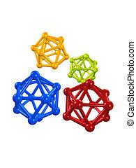 Nano tech - 3d image, conceptual nano technology, nano...