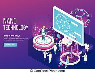 nanotechnology, 等大, 構成