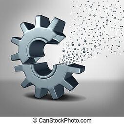 Nanotechnology Concept - Nanotechnology concept or nanotech ...