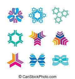nanotechnology, icônes