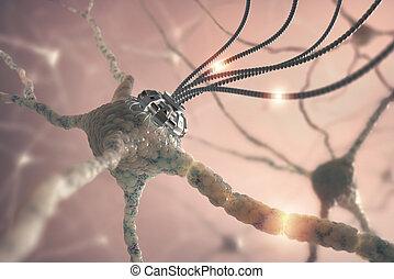 nanotechnology, neural