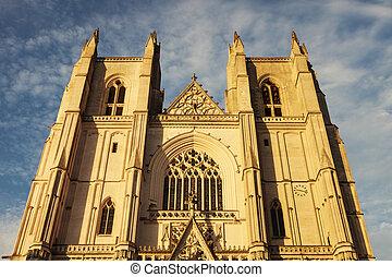 Nantes Cathedral in Nantes