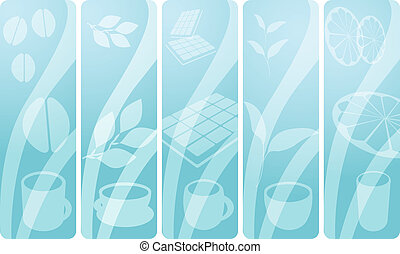 napój, ilustracja