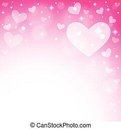 Nap, Kivonat, háttér,  valentine's