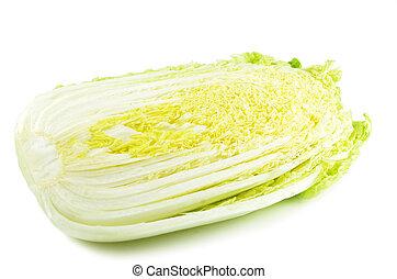 Napa cabbage isolated