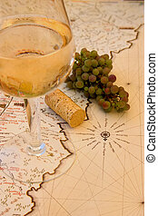 Planning a trip to Napa always requires a glass of wine and grapes to get you in the planning mood