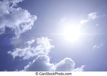 napfény