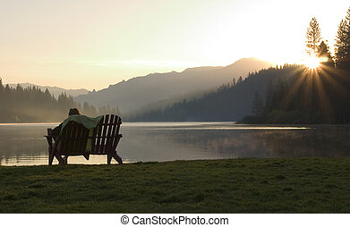 napkelte, bírói szék
