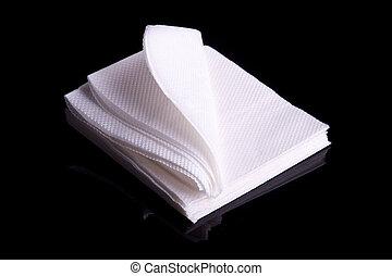 napkins., papel