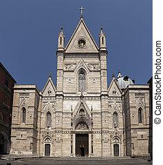 naples, cathédrale