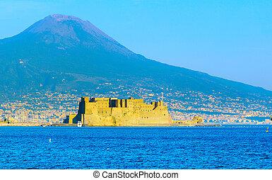 Naples Nuovo Castle, Italy