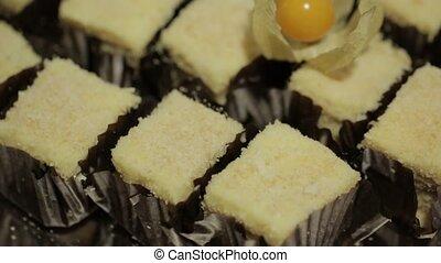 Napoleon Dessert and Cakes