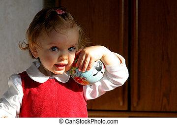 napos, child\\\'s, szoba