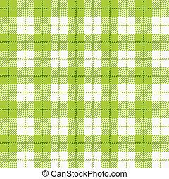nappe, checkered