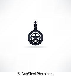 naprawa, ikona