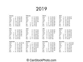 2019 naptár hónapok Naptár, 1904, év. Minden, szüret, hónapok, év, naptár, 1904. 2019 naptár hónapok