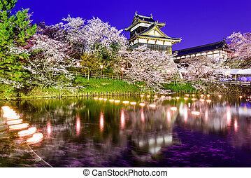 Nara Japan Castle