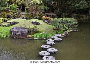 Nara, Japan (Kansai region) - UNESCO World Heritage Site. ...
