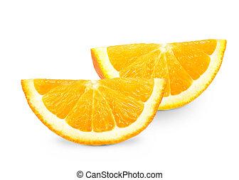narancs, darabok