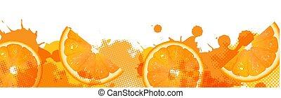 narancs, folt