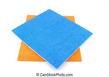 narancs, kék, pelenkák