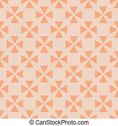 narancs, motívum, cserép, vektor, háttér