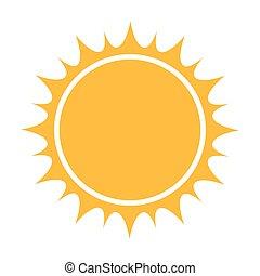 narancs nap, ikon