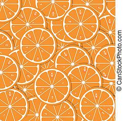 narancs, szelet