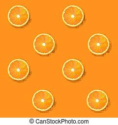 narancs, transzparens
