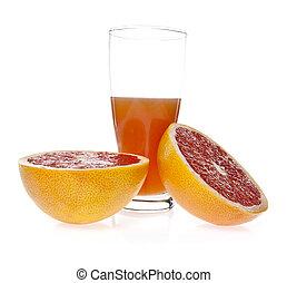narancsfák, lé