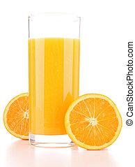 narancslé, elszigetelt
