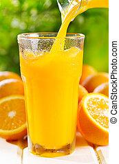 narancslé