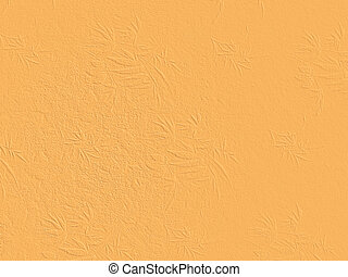 naranja, fondo., resumen, palette.